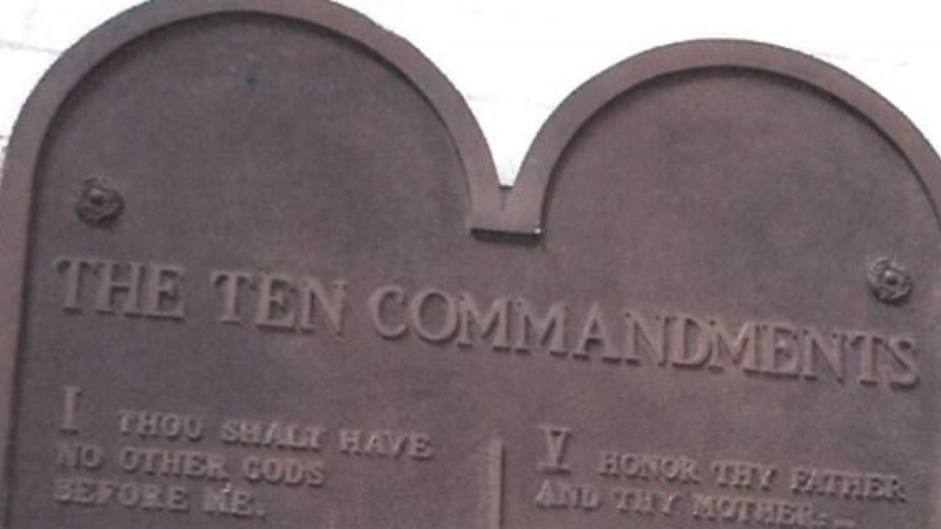 The New Philadelphia City Schools in Ohio removed a 92-year-old Ten Commandments plaque after the Freedom From Religion Foundation complained.