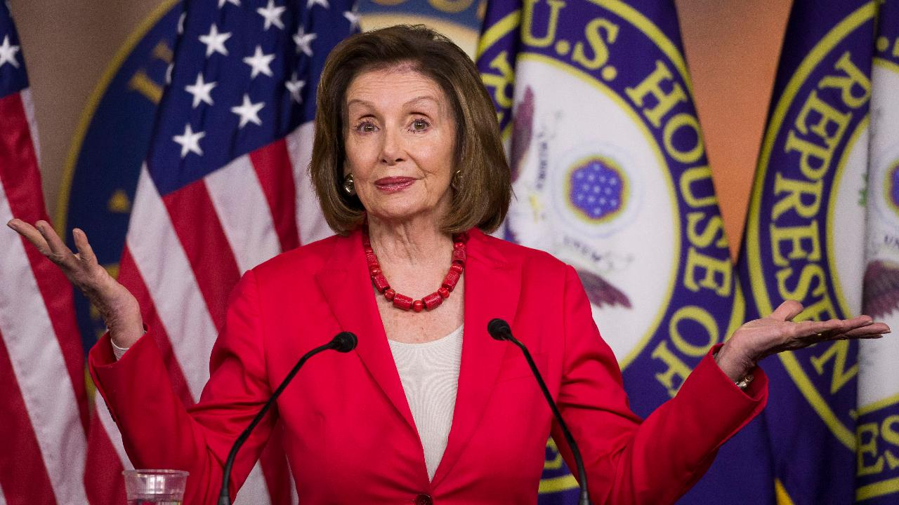 Pelosi calls for Acosta to step down over Epstein plea deal, hits Trump