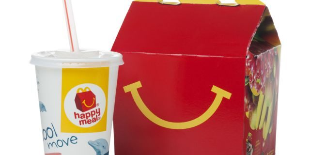 Last year, McDonald's began exploring ways to make its toys from a single type of plastic for the purposes of easier recycling.