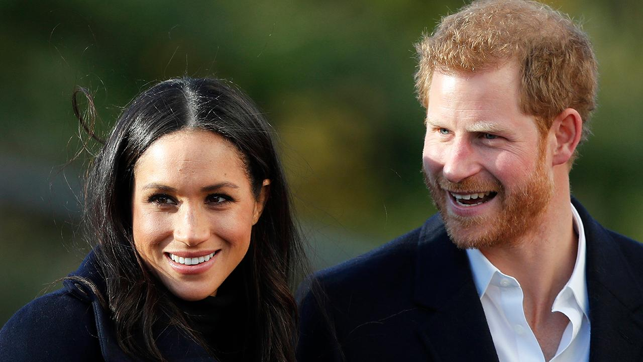 Prince Harry says he and Meghan Markle only want two kids 'maximum'
