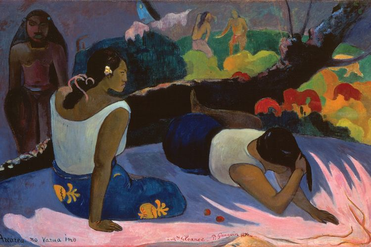 Saint Louis bags bumper Paul Gauguin exhibition from one of the world's great collections