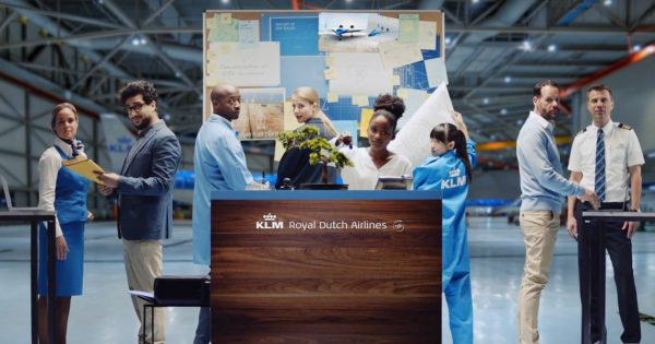 This Dutch Airline Is Encouraging People to Fly Less Frequently – Adweek