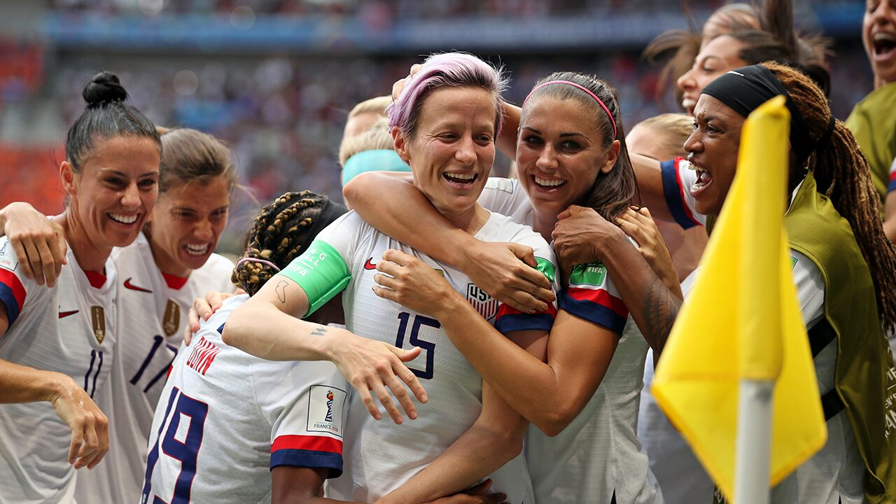 US women's soccer team wins second straight World Cup title, fourth overall