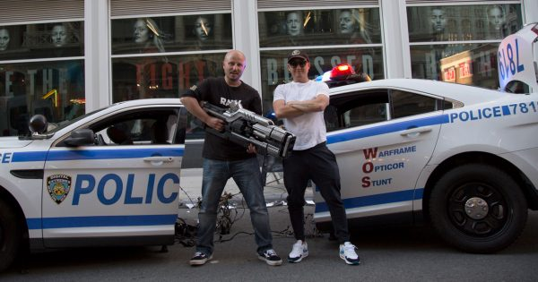 Video Game Promotional Stunt Tricks New Yorkers Into Thinking They Blew Up a Cop Car – Adweek