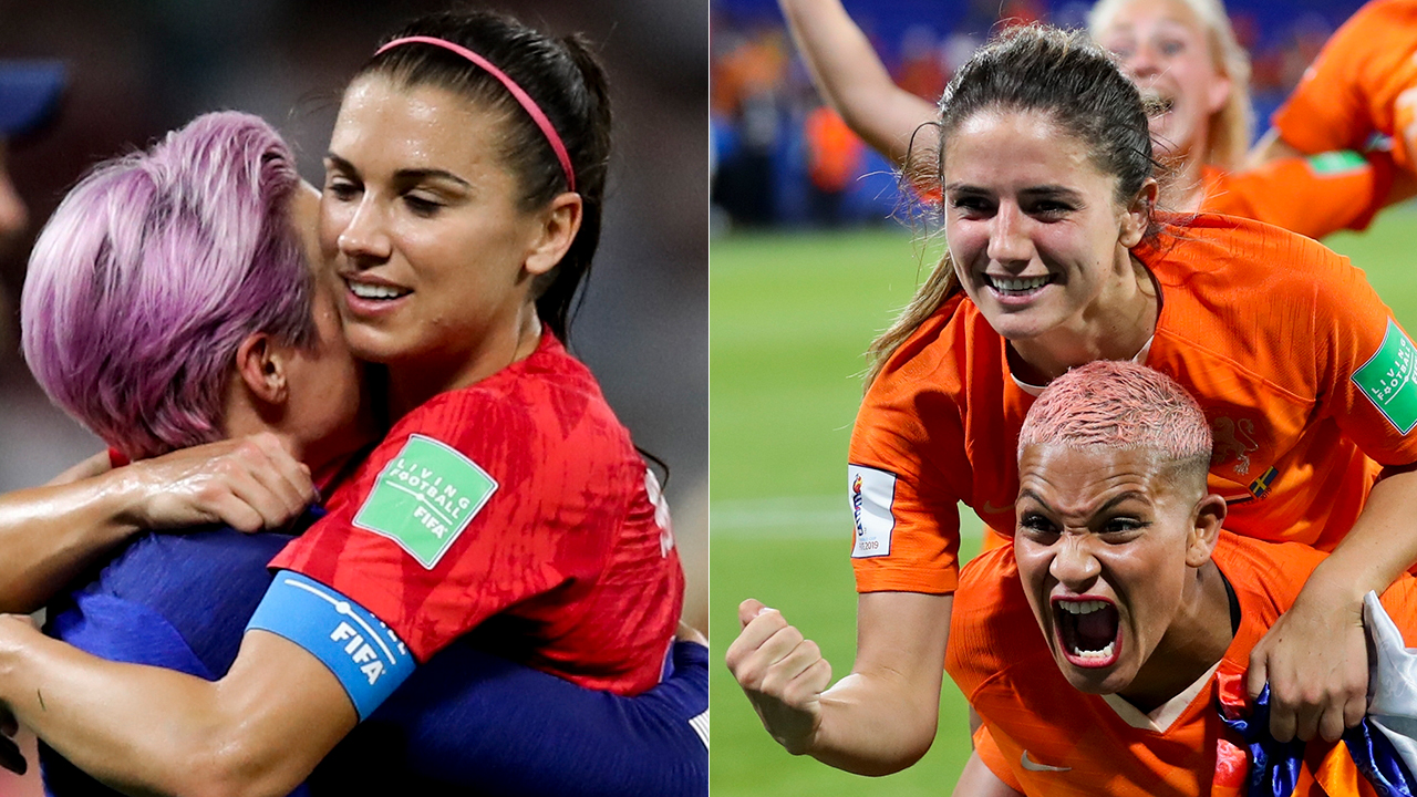 Women's World Cup final: US takes on the Netherlands -- live blog