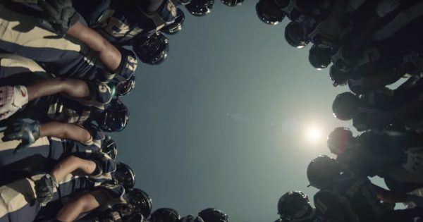 'We Ready' Chant Builds to a Dramatic Crescendo as the NFL Kicks Off Its 100th Season – Adweek
