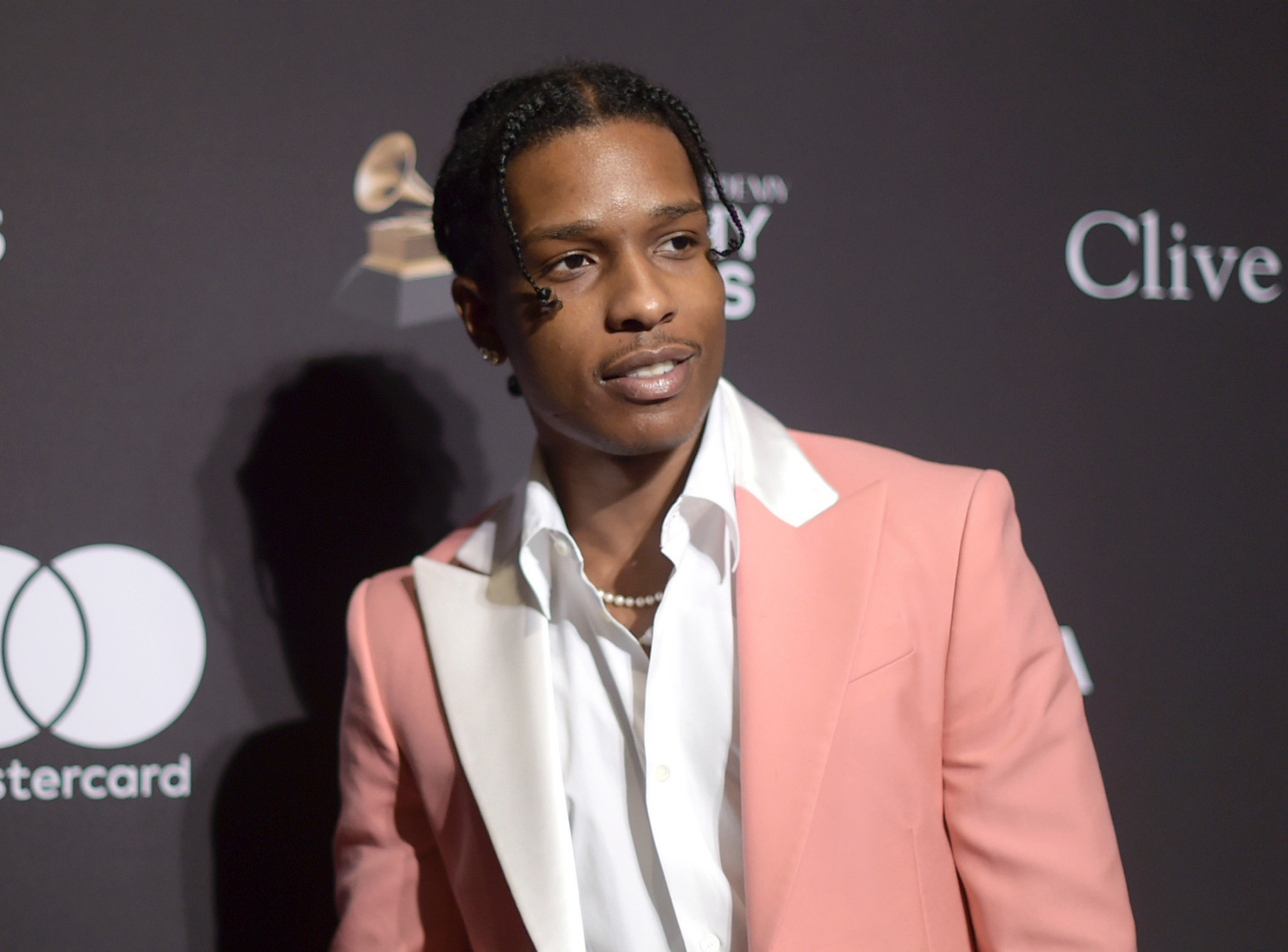 A$AP Rocky lands in Los Angeles after release from Swedish jail