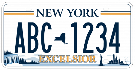 Agencies and Designers Aren't Thrilled With New York's Redesigned License Plate Options – Adweek