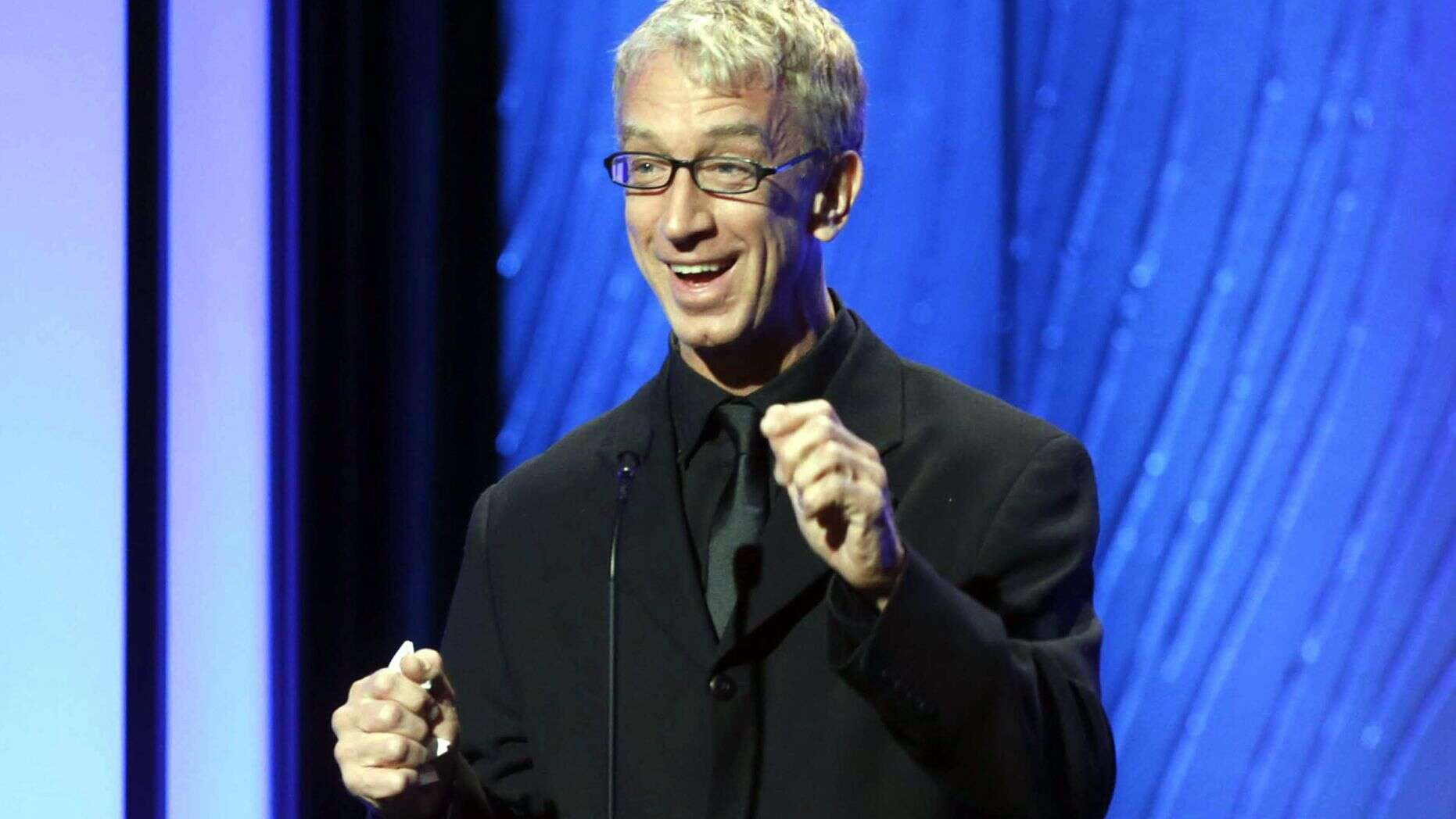 Andy Dick 'cold cocked' outside New Orleans club, hospitalized: report