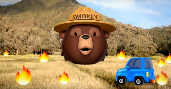 Betty White Lends Her Voice and Facial Expressions to Smokey Bear for Mascot's 75th Birthday – Adweek