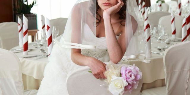 After scheduling the baby shower on the same day as the bridal shower, the bride couldn