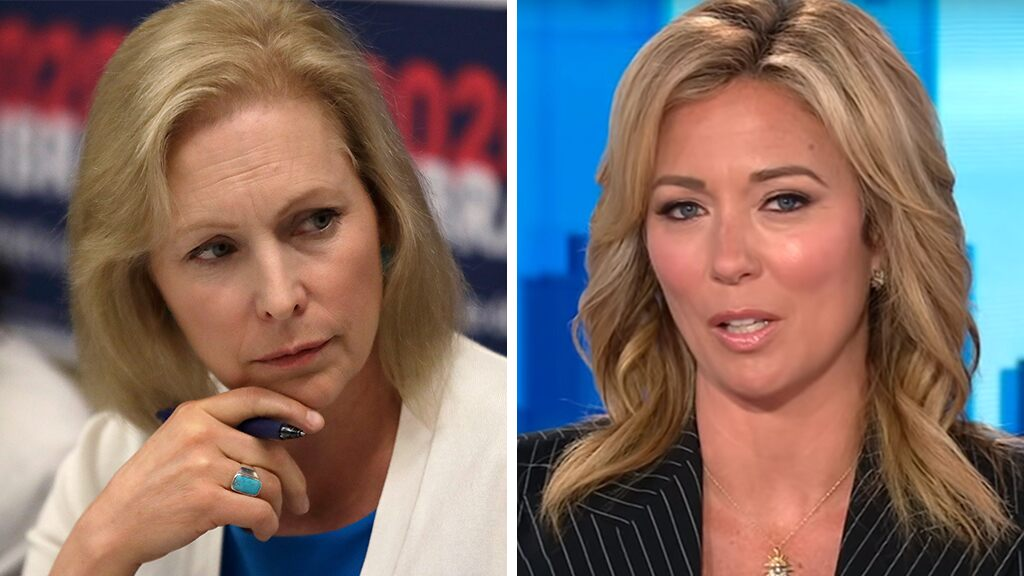 CNN anchor tells Gillibrand 'you get it' on gun control, Trump and McConnell don't