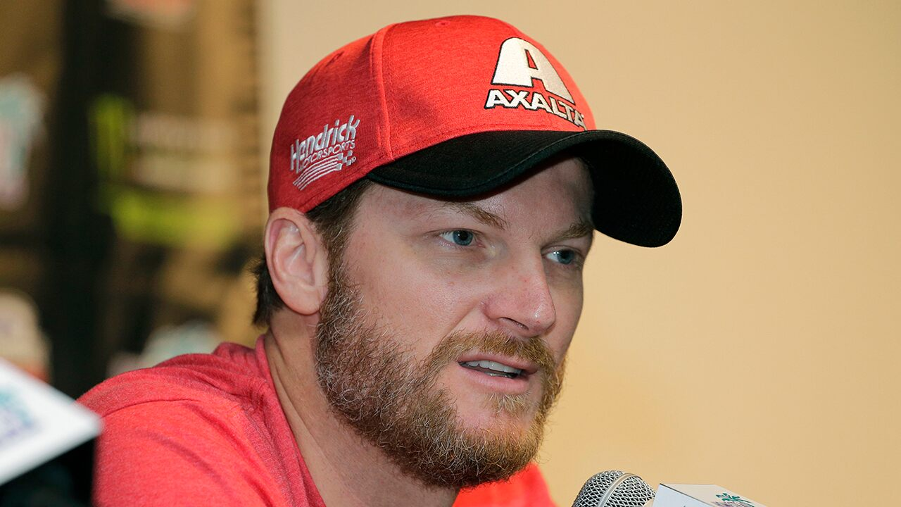 Dale Earnhardt Jr. to miss NBC broadcasting gig after family escapes fiery crash landing