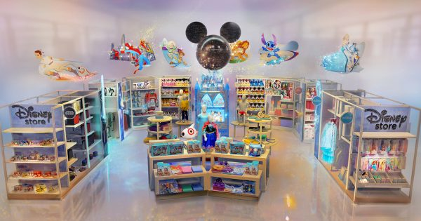 Disney and Target's Partnership Comes Just in Time for the Holiday Season – Adweek