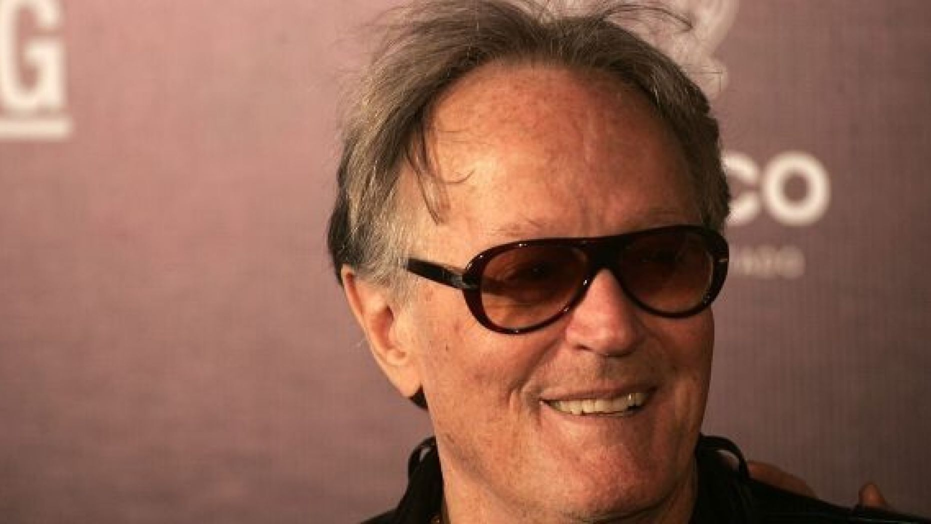 Peter Fonda poses during the red carpet prior to the opening ceremony of the Guadalajara International Film Festival 2019 at Auditorio Telmex on March, 8, 2019 in Guadalajara, Mexico. (Photo by Leonardo Alvarez Hernandez/Getty Images)