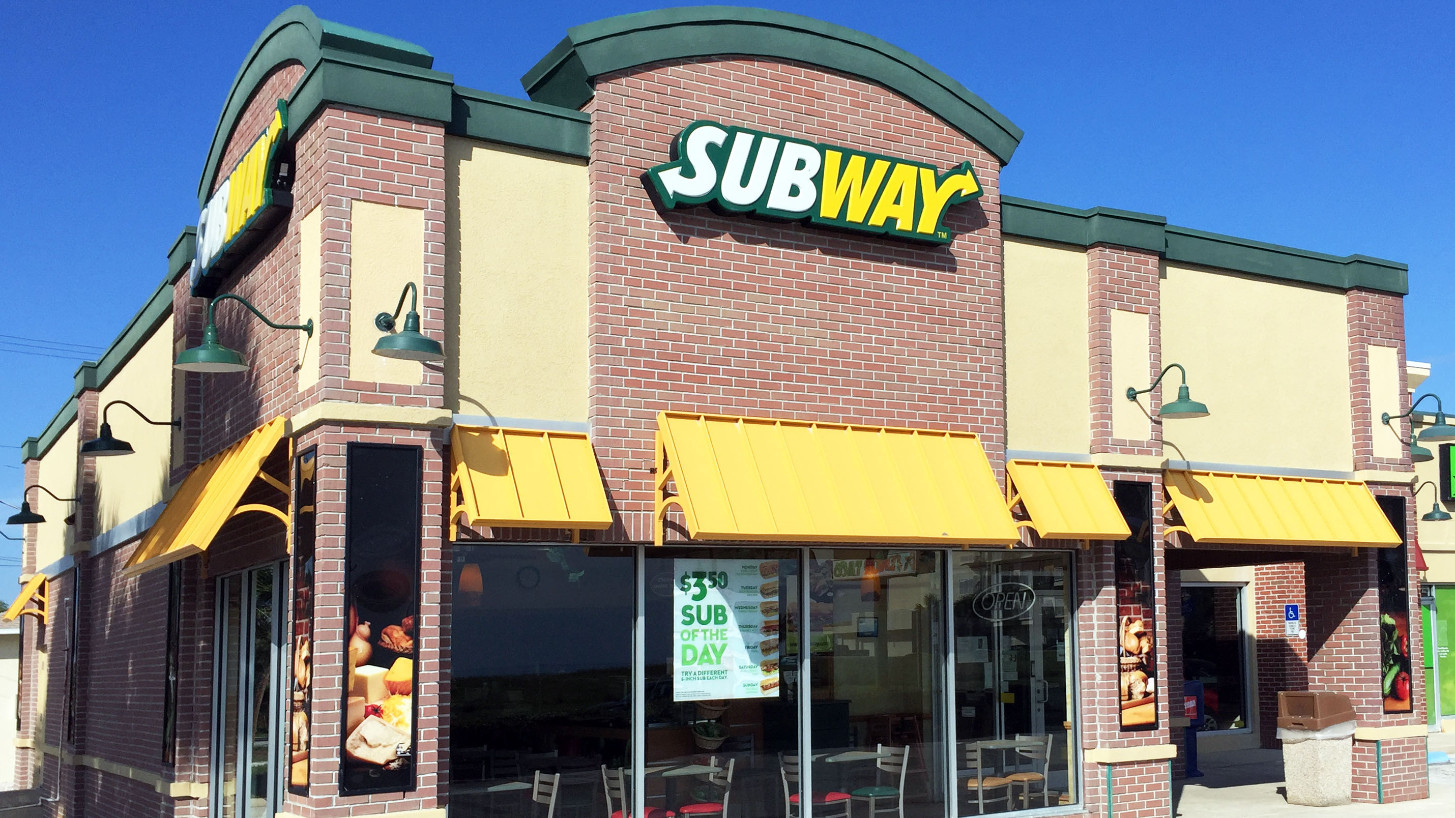 Even meatballs are going meat-free at Subway
