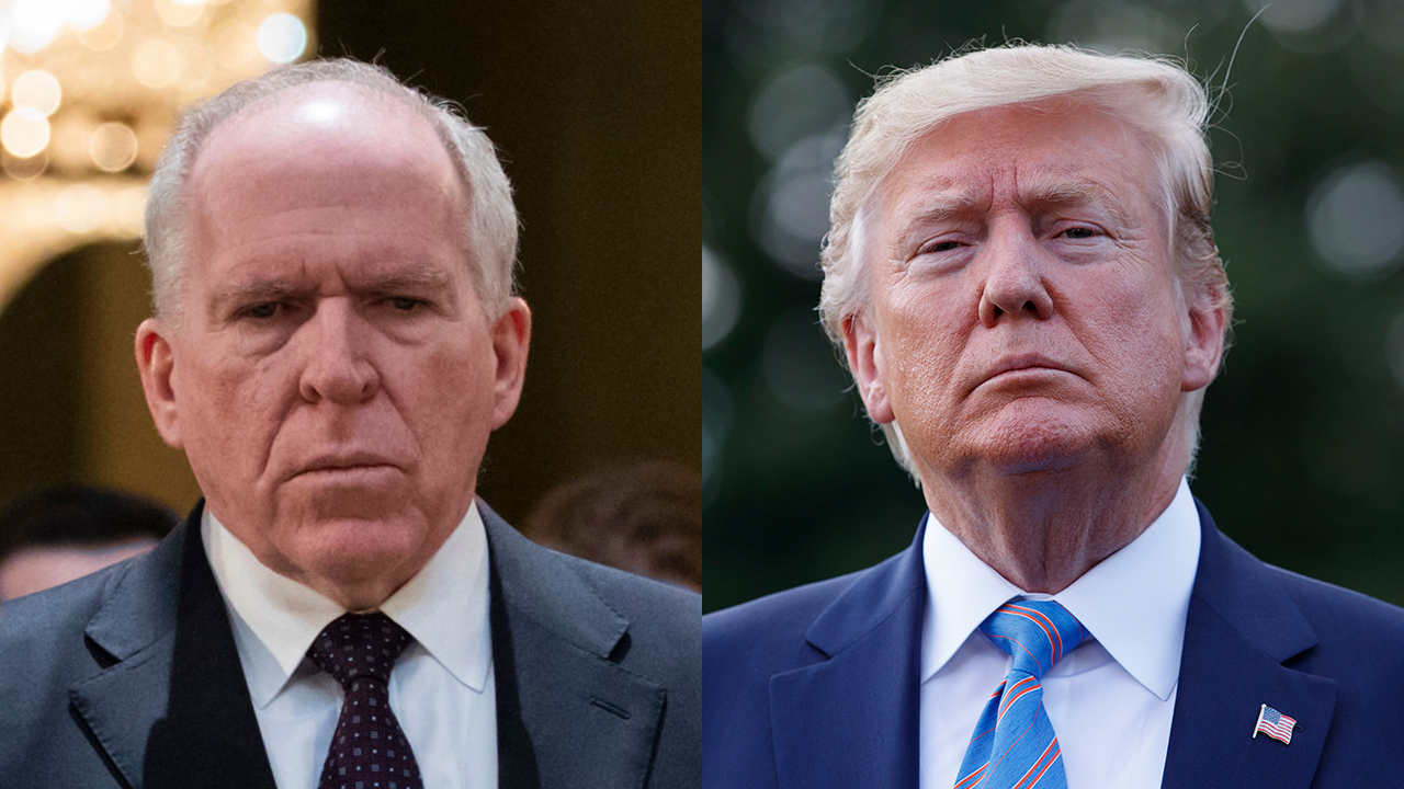 Ex-CIA Director John Brennan slams Trump amid DNI resignations: He wants 'blind loyalty'