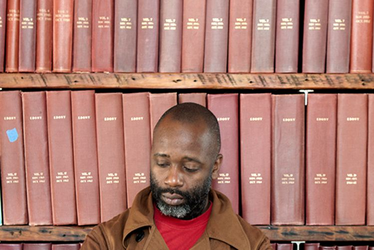 From lantern slides to racist caricatures, the Walker showcases Theaster Gates the collector