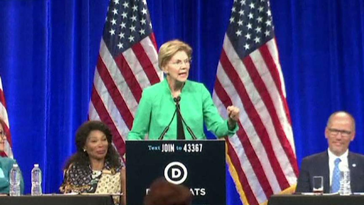 Guy Benson: Attacks on Elizabeth Warren for past Republican ties are 'a lame hit'