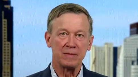 Hickenlooper expected to end White House bid Thursday, sources say