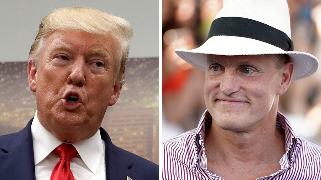 Hollywood star says he had to 'go outside and burn one' to get through dinner with Donald Trump