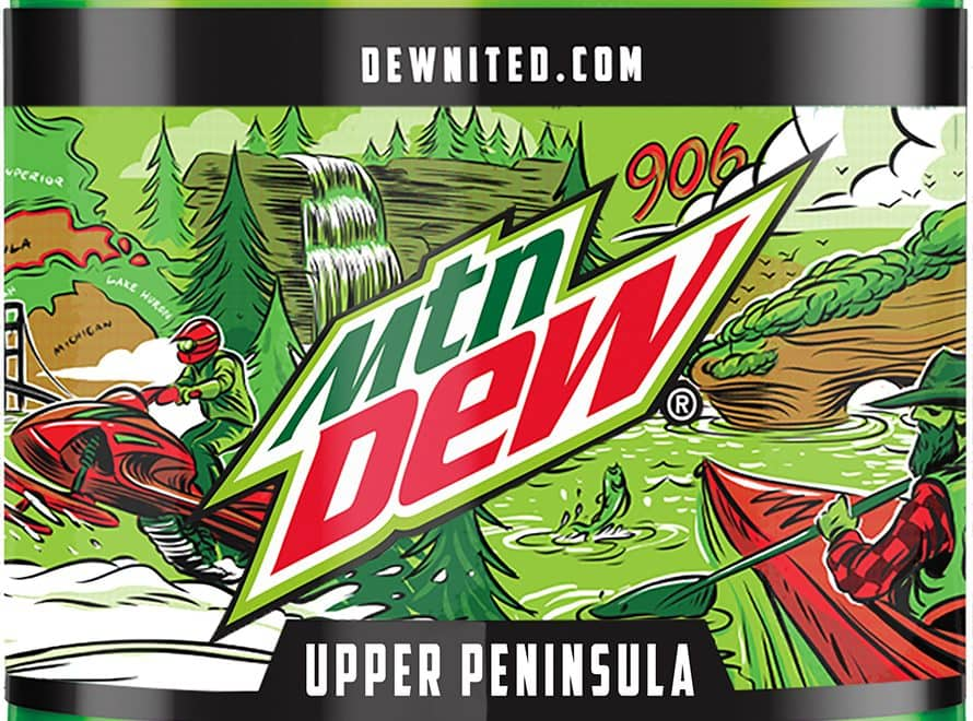 How Mountain Dew Turned a Geography Error Into a Source of Love for the Brand – Adweek