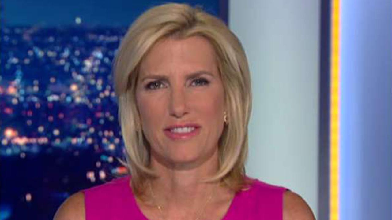 Ingraham: Liberals mad at Obama because he 'didn't deliver,' ushered in Trump era
