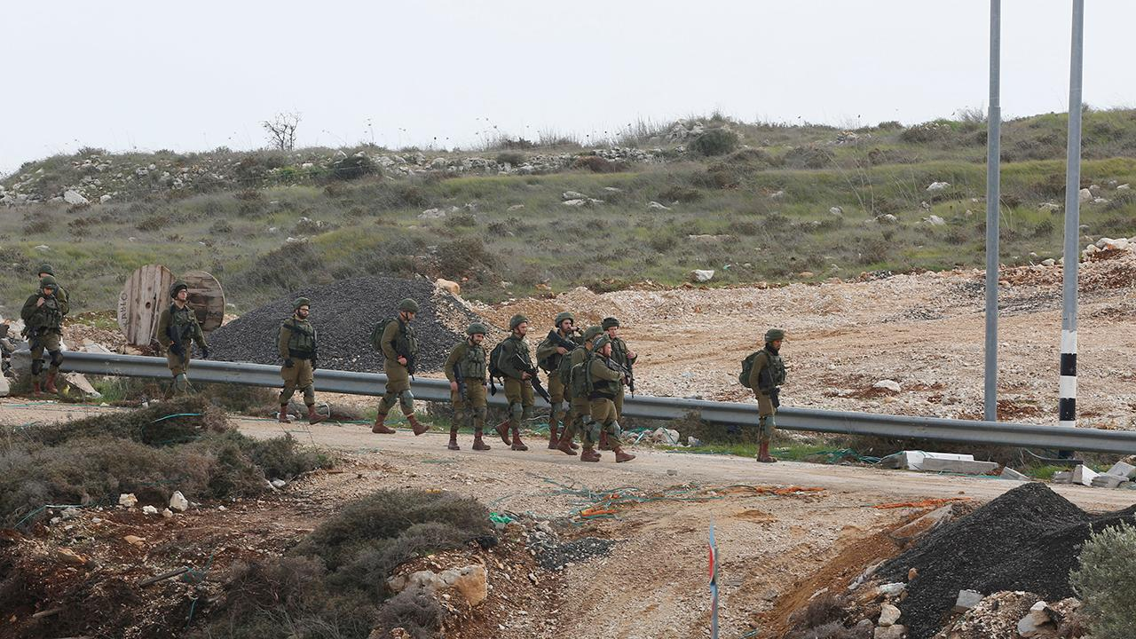 Israeli army says body of soldier found with stab wounds in West Bank