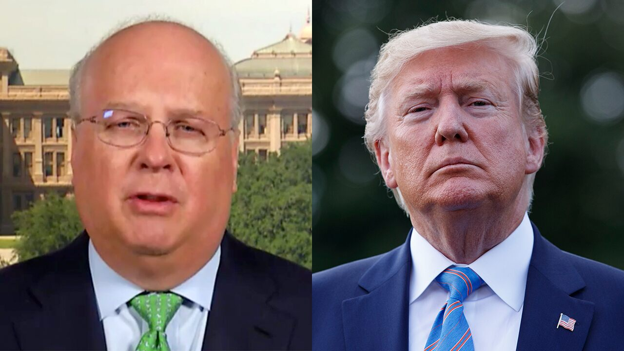 Karl Rove: Background check bill depends on Trump