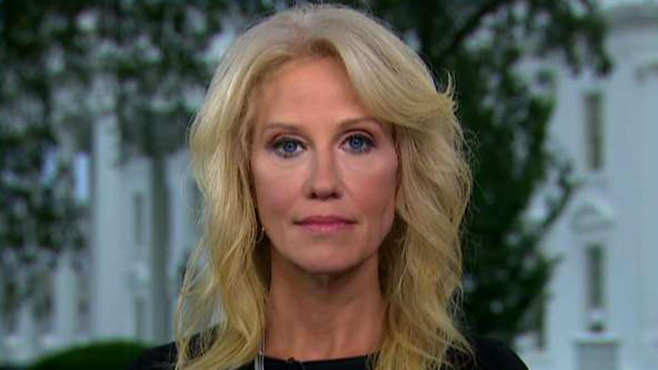 Kellyanne Conway on mass shootings: President Trump 'ready to act'