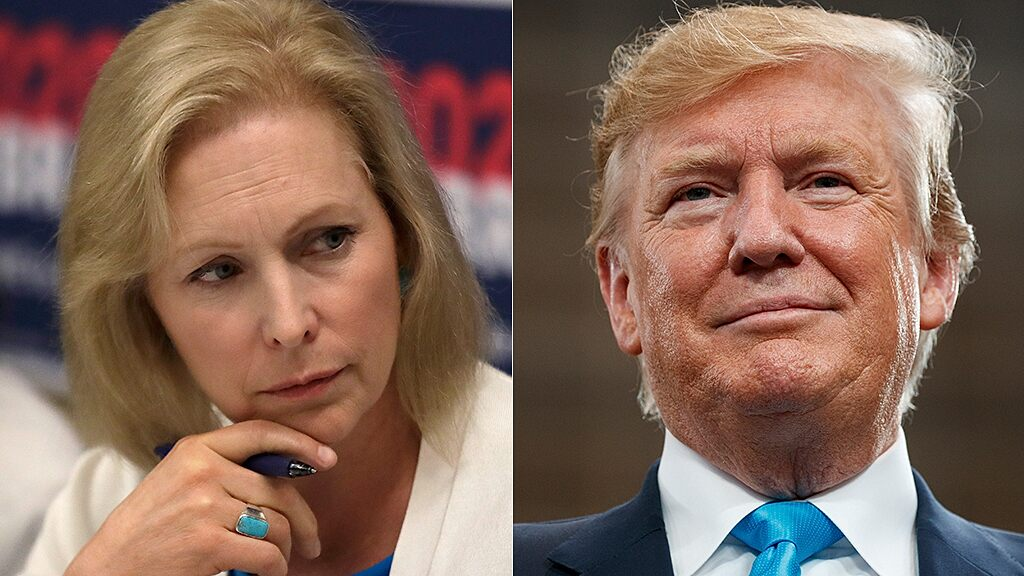 Kirsten Gillibrand says she is 'still angry' about her uncles voting for Trump