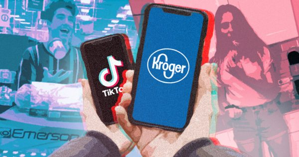 Kroger Is Using a New Shoppable Offering on TikTok to Try and Sell Back-to-School Staples – Adweek
