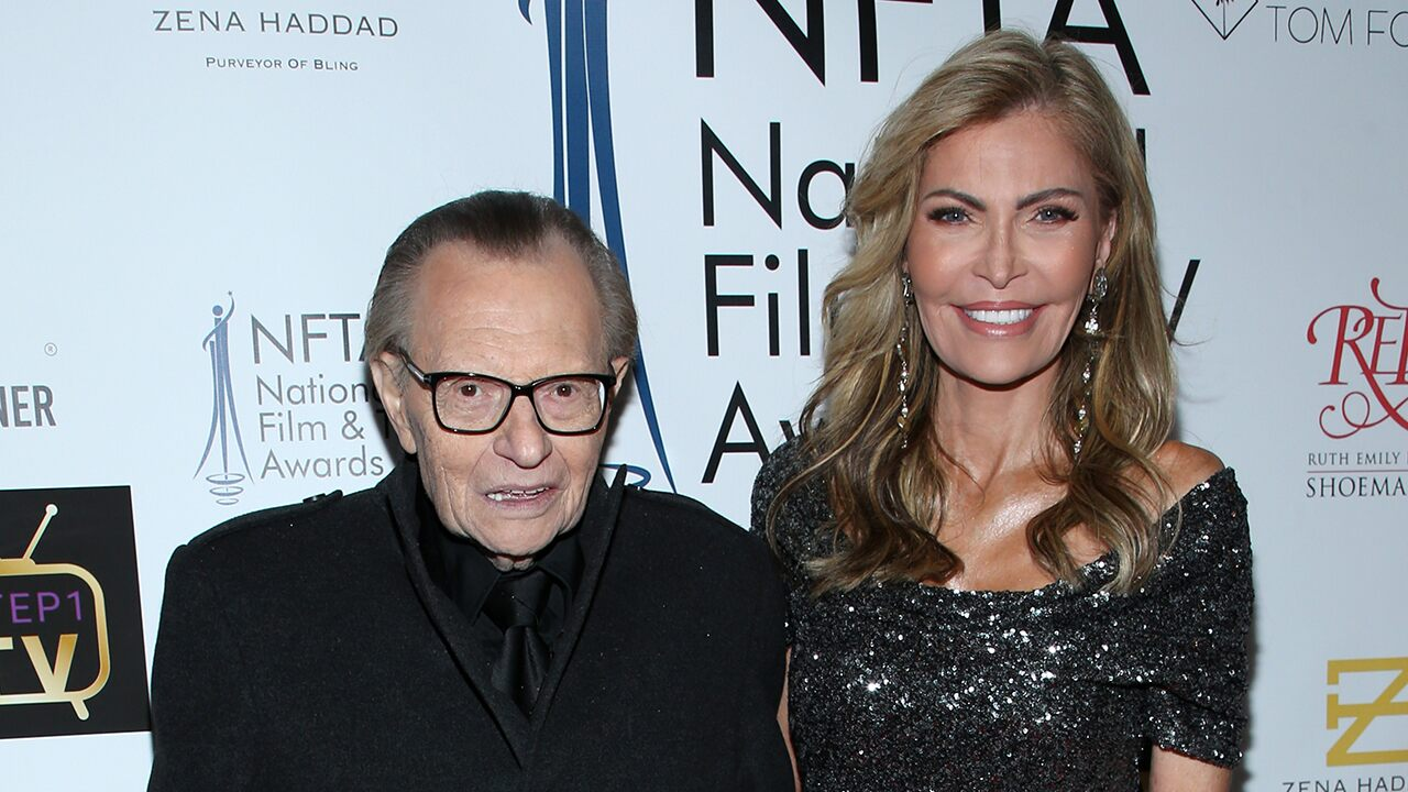 Larry King files for divorce from wife Shawn King after 22 years of marriage