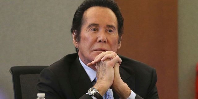 FILE - In this June 18, 2019 file photo, Wayne Newton testifies in the trial of a man accused of burglarizing Newton
