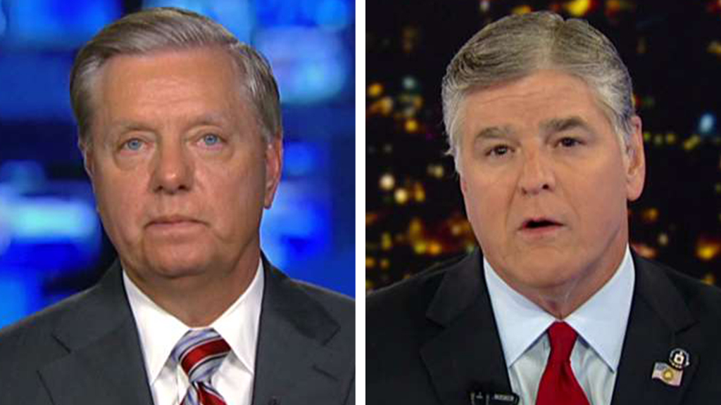 Lindsey Graham: Mueller 'tried to scare people into ratting on Trump' -- but it didn't work