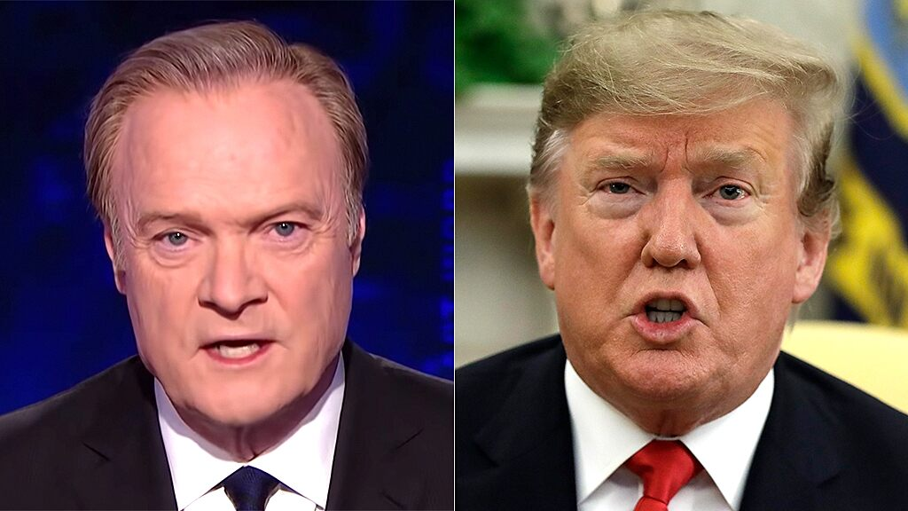 MSNBC's Lawrence O'Donnell apologizes for unverified Trump-Russia report: 'We are retracting the story'