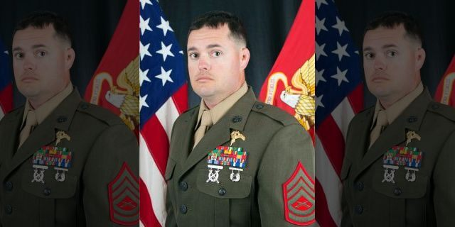 Gunnery Sgt. Scott A. Koppenhafer is survived by a wife and his two children.