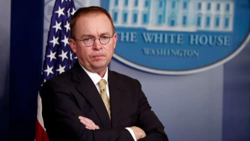 Mulvaney on mass shootings: 'I don't think it's fair to lay this at the feet of the president'