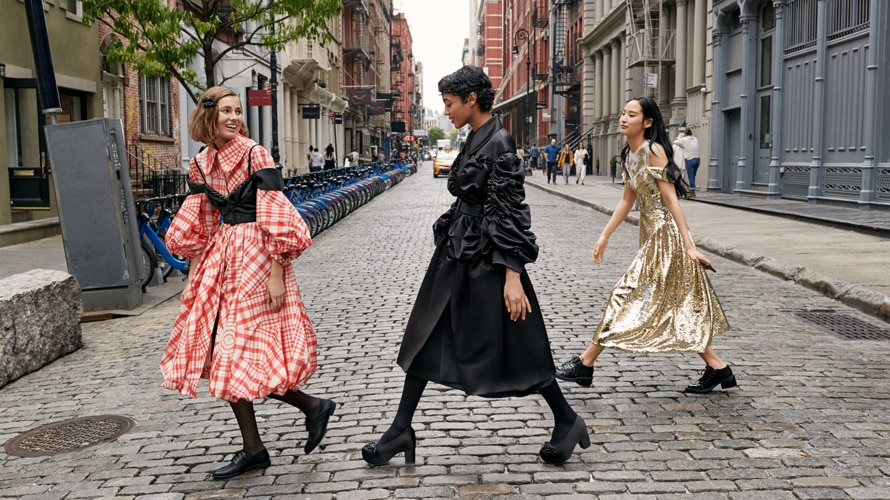 Nordstrom nyc store broadway street style fall fashion