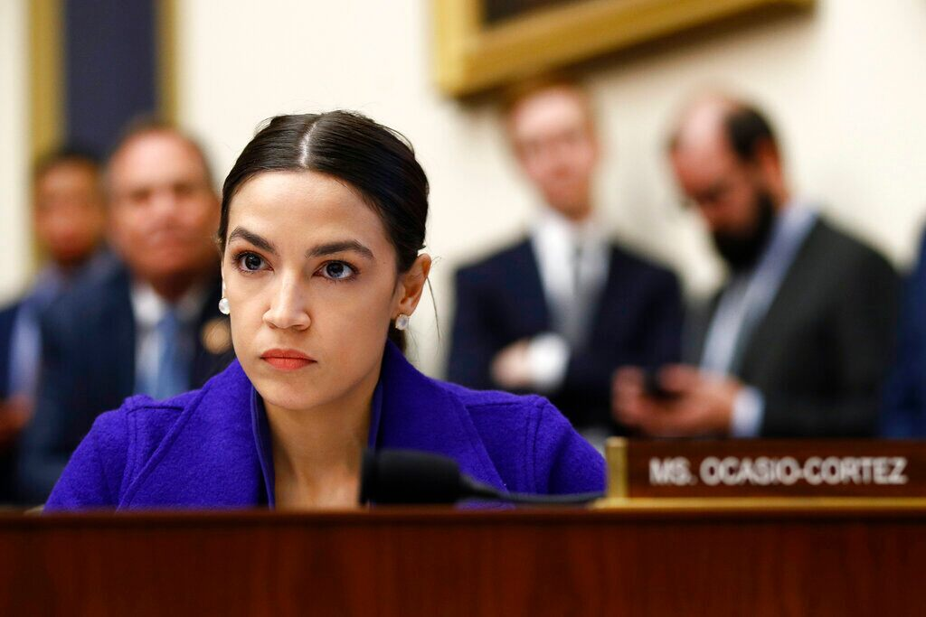 Ocasio-Cortez demands McConnell stop 'giving bogus excuses' and pass gun background check bill