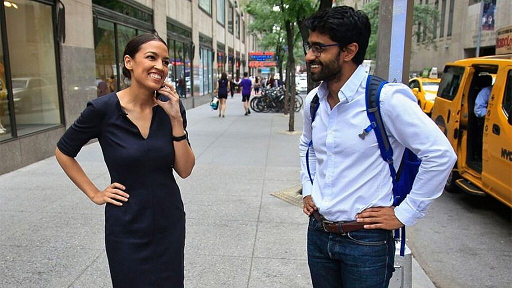 Ocasio-Cortez's embattled chief of staff leaving post after controversies