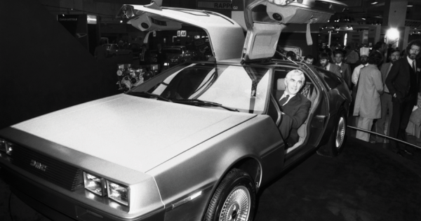 Once Upon a Time, the DeLorean Promised to Lay Rubber Through the Automotive Industry – Adweek