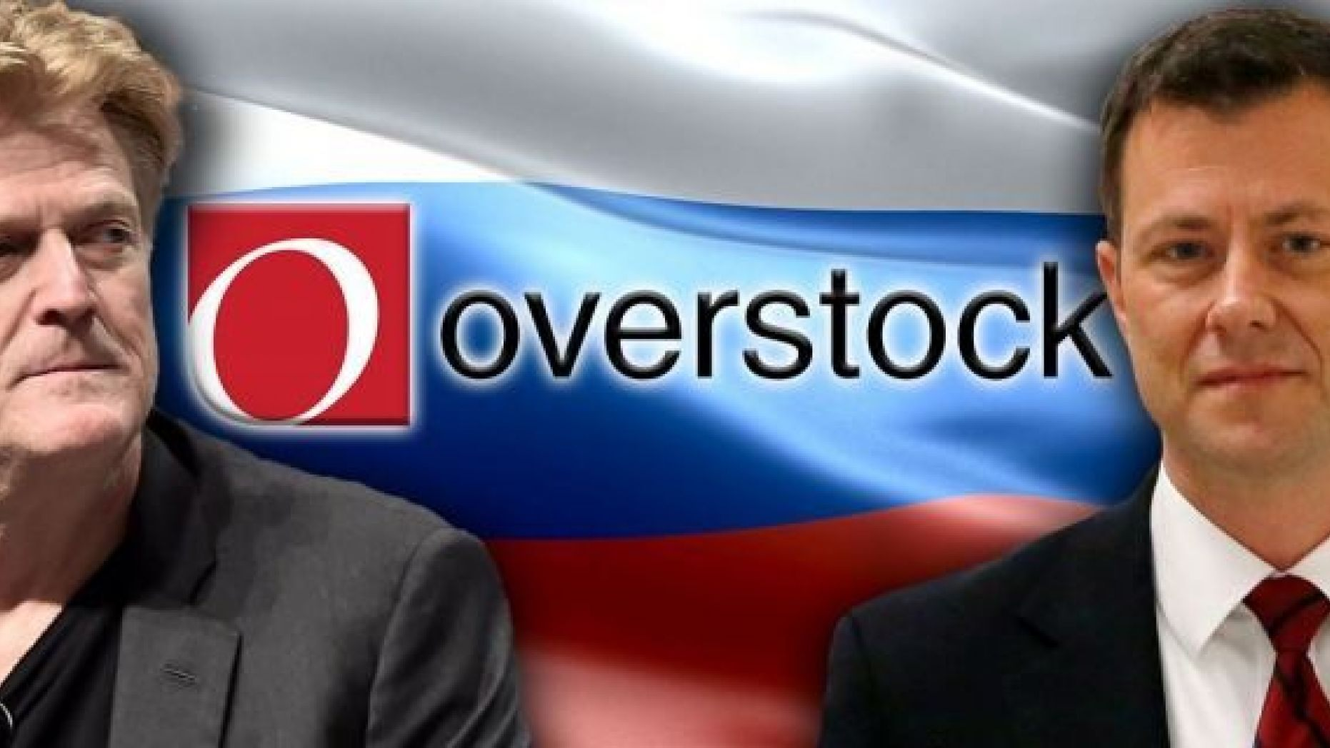 Overstock CEO resigns amid ties to Russia probe, says he received 'fishy orders' from ex-FBI official Strzok