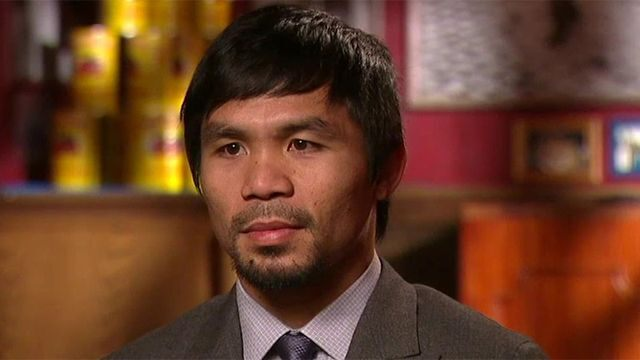 Pacquiao debates Philippine senator on Jesus execution during death penalty debate