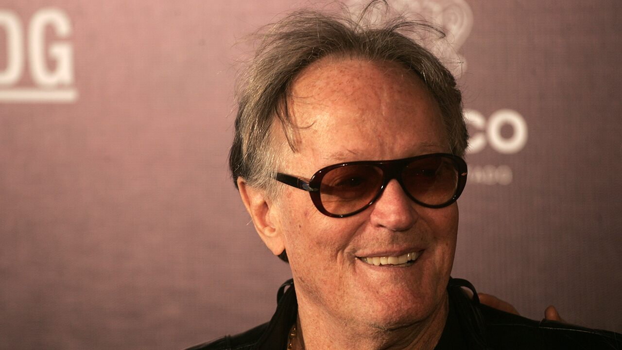 Peter Fonda partied with Beatles, inspired a line in 'She Said She Said': report