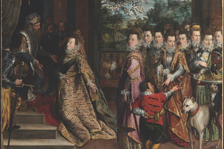 Science provides first deep dive into overlooked female Old Master Lavinia Fontana's work
