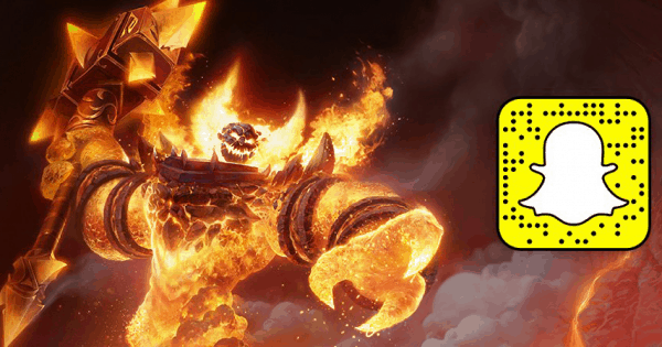Snapchat Teamed With Blizzard to Launch AR Lenses Based on World of Warcraft Classic – Adweek