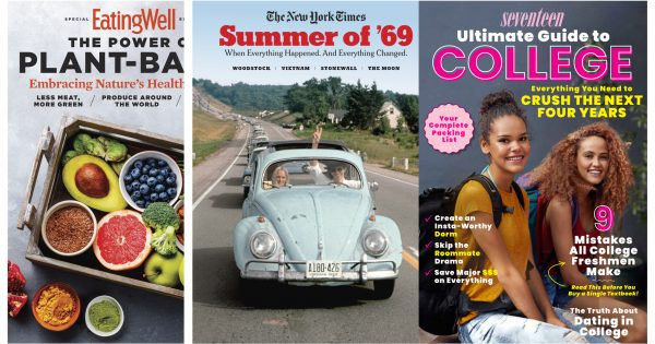 Special Interest Publications Are Giving Shuttered Print Magazines a New Lease on Life – Adweek