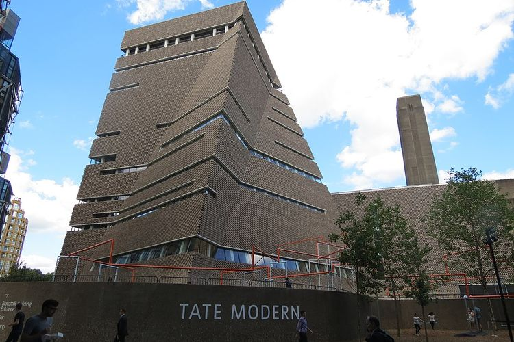Teenager charged with attempted murder after six-year-old boy is 'thrown' from tenth floor of Tate Modern