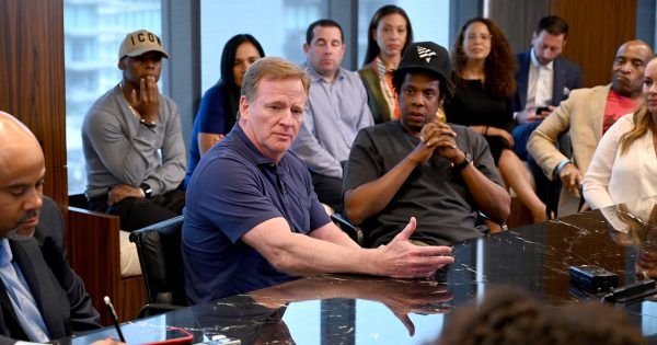 The NFL's Partnership With Roc Nation Feels Like a Ploy to Win Back Black Viewers – Adweek